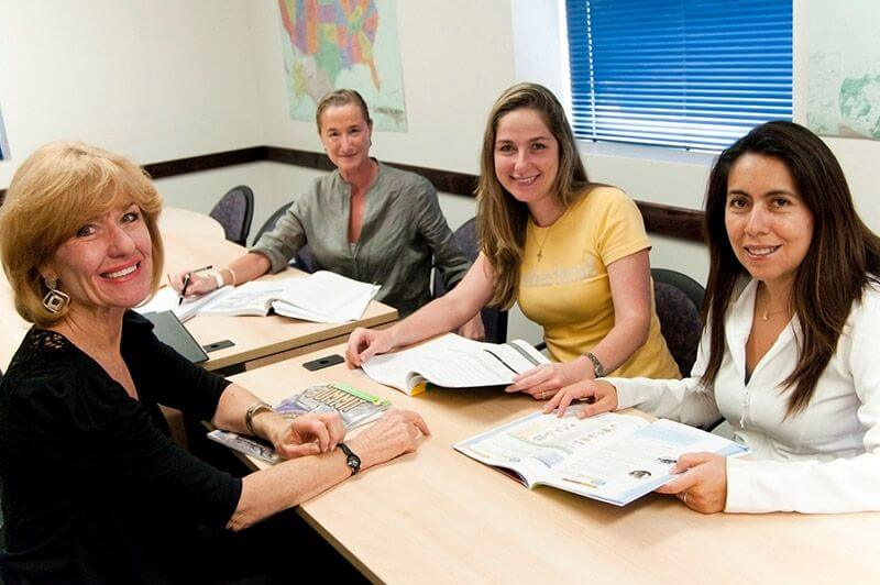 Small Group Business English