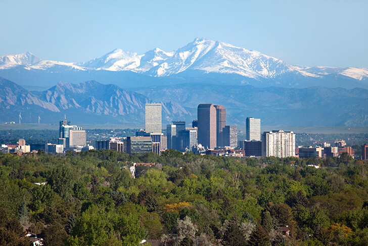 Learn English in Denver