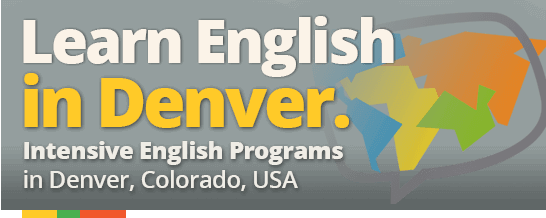 Learn English in Denver - Intensive English Programs